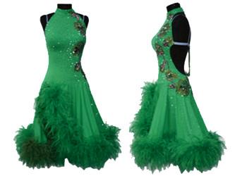 Пошив бальных платьев в Алматы