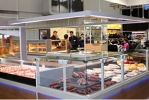 Торговое холодильное оборудование для супермаркетов Алматы
