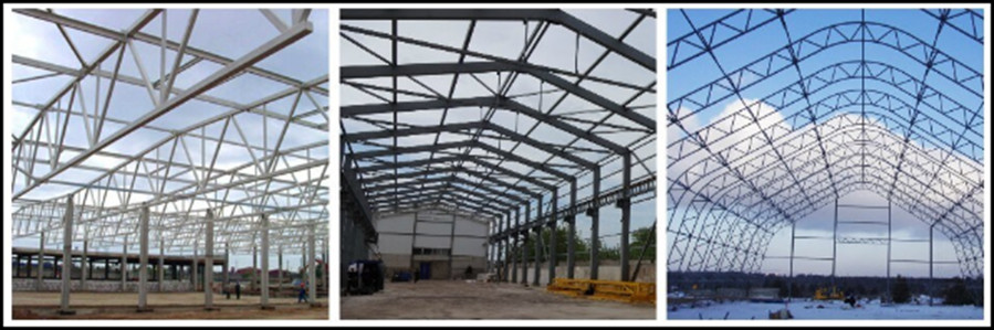 Монтаж металлоконструкций в Астане