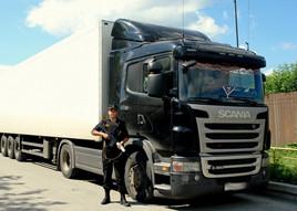 Вооруженное сопровождение грузов в Алматы