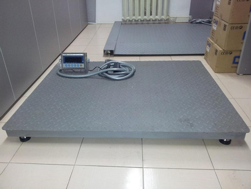 Весы платформенные 3 тонны