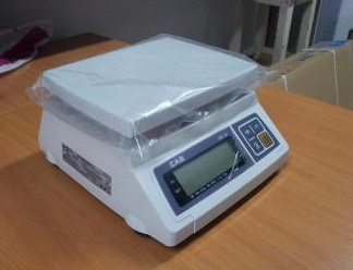 Предел взвешивания: 10 кг