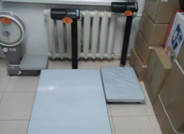 Весы ТВS-600 до 600 кг Россия г Санкт-Петербург